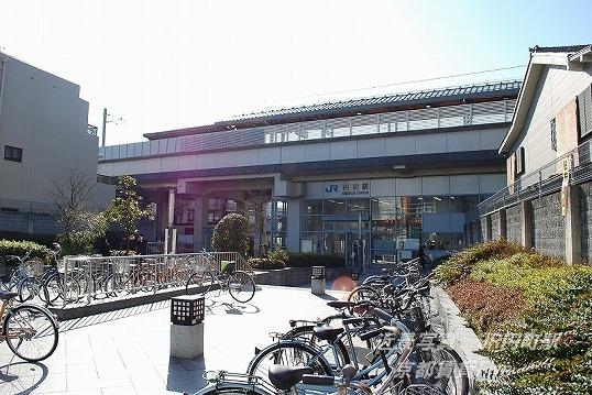 JR山陰本線 円町駅